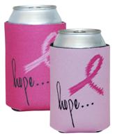 Breast Cancer Koozie