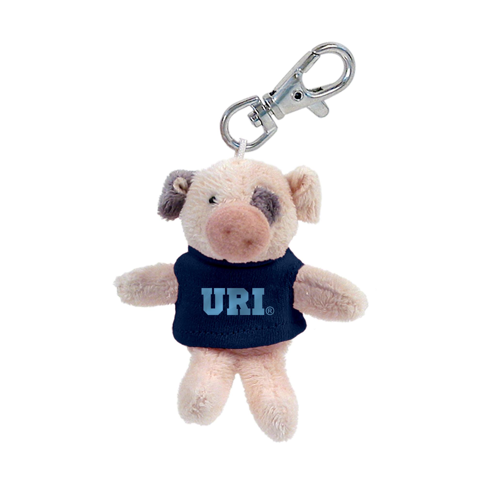 URI Pig Key Chain
