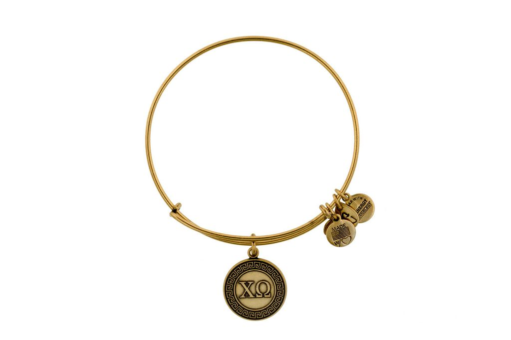Image For Chi Omega Alex & Ani Bracelet
