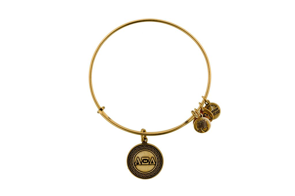 Cover Image For Alpha Xi Delta Alex & Ani Bracelet