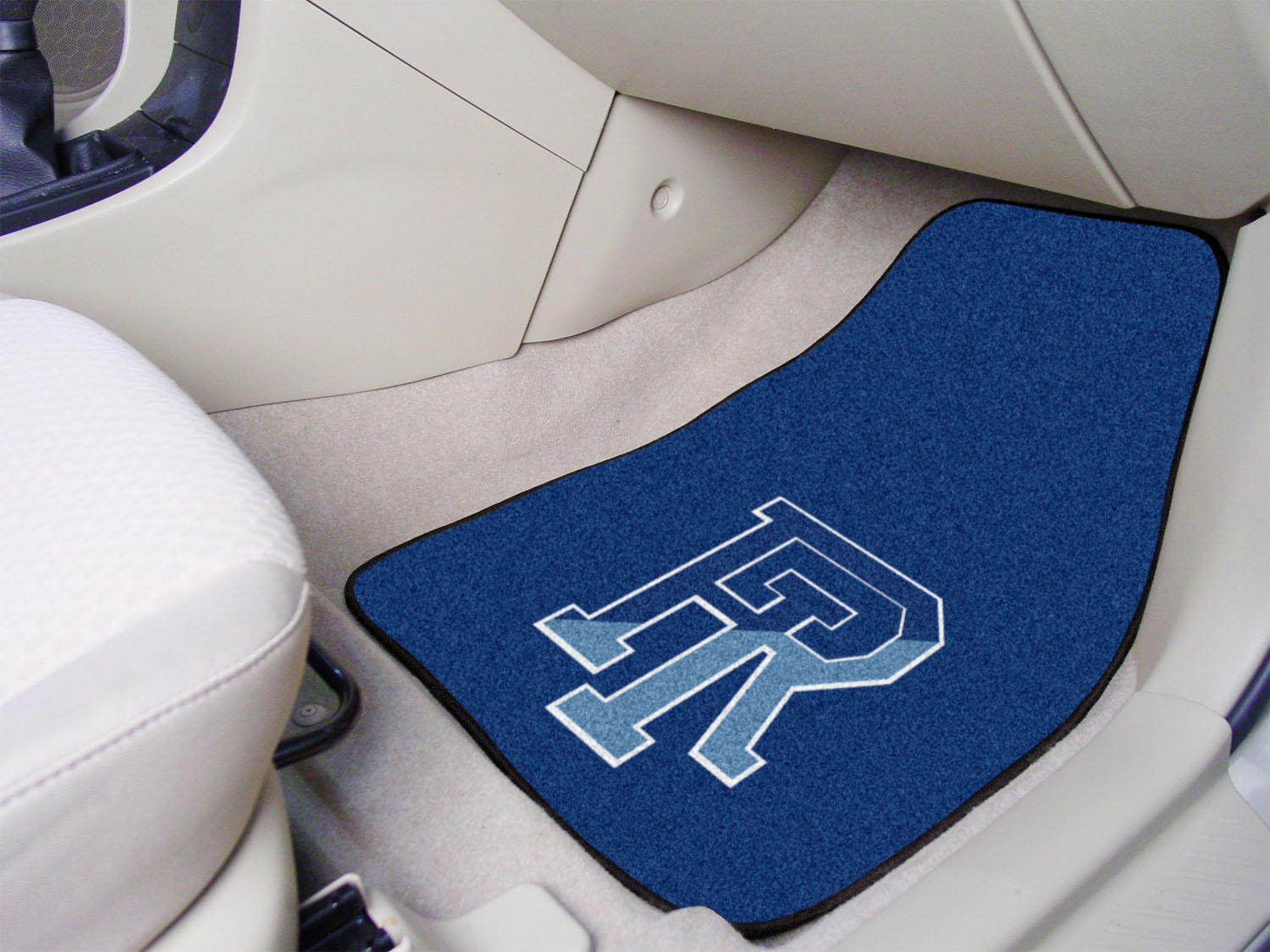 Image For Car Fan Mat