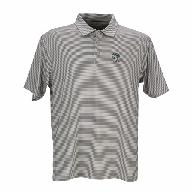 Image For Vantage Tonal Micro Stripe Polo