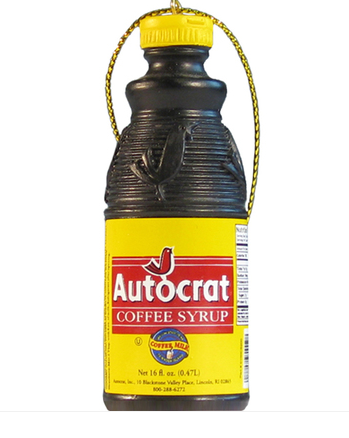 Cover Image For AUTOCRAT COFFEE ORNAMENT