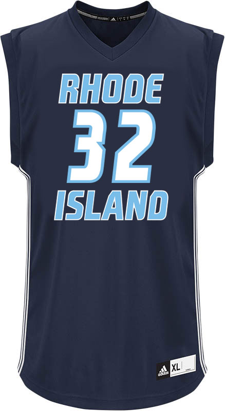 Image For ADIDAS REPLICA #32 BASKETBALL JERSEY