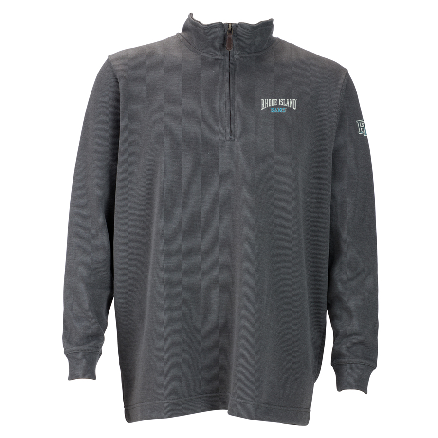 Image For Vantage 1/4 Zip Rib Pullover