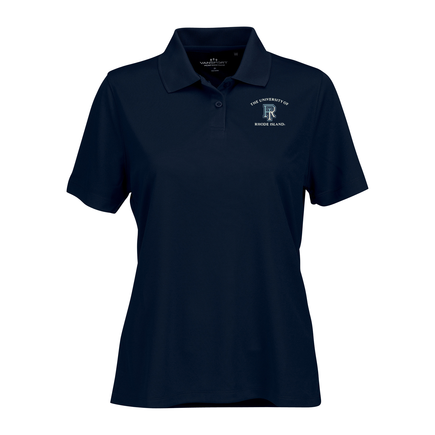 Image For Women's Omega Mesh Tech Polo