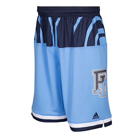 Image For Adidas Custom Basketball Shorts