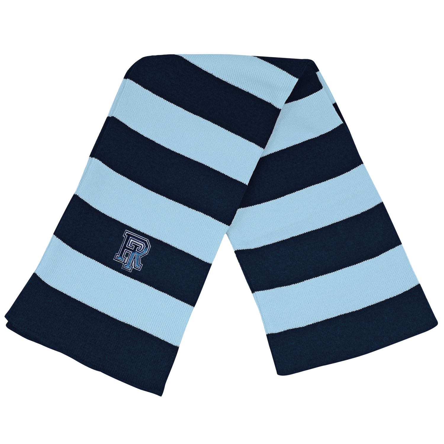 Image For Logofit Niagara Rugby Scarf