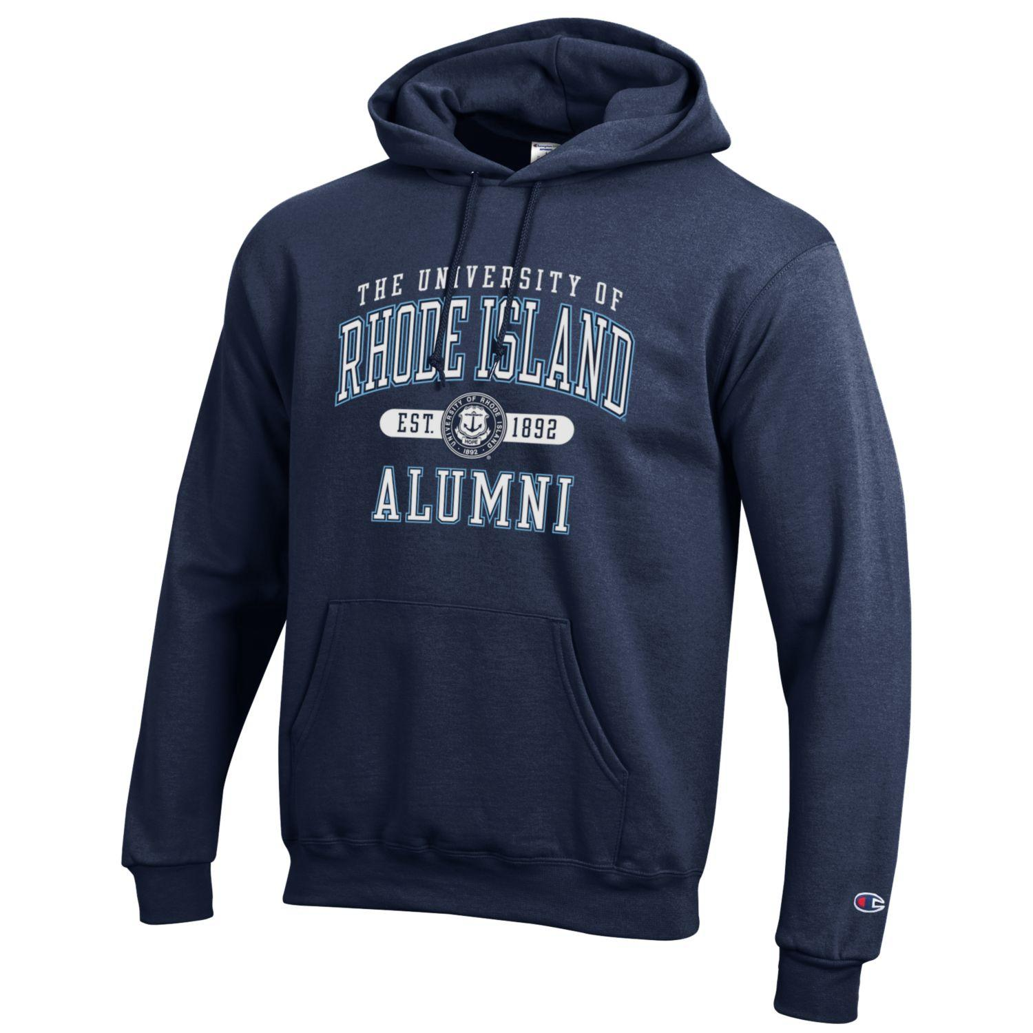 Image For Champion Alumni Eco Powerblend Hood
