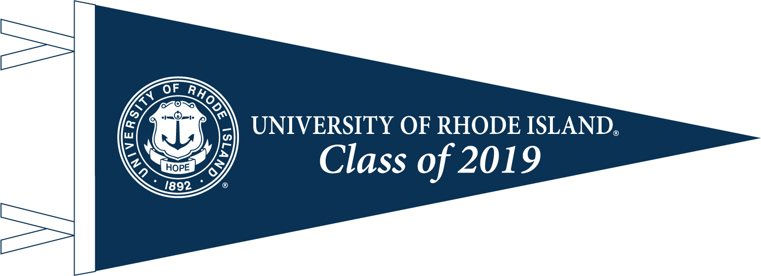 Image For CLASS OF 2019 PENNANT