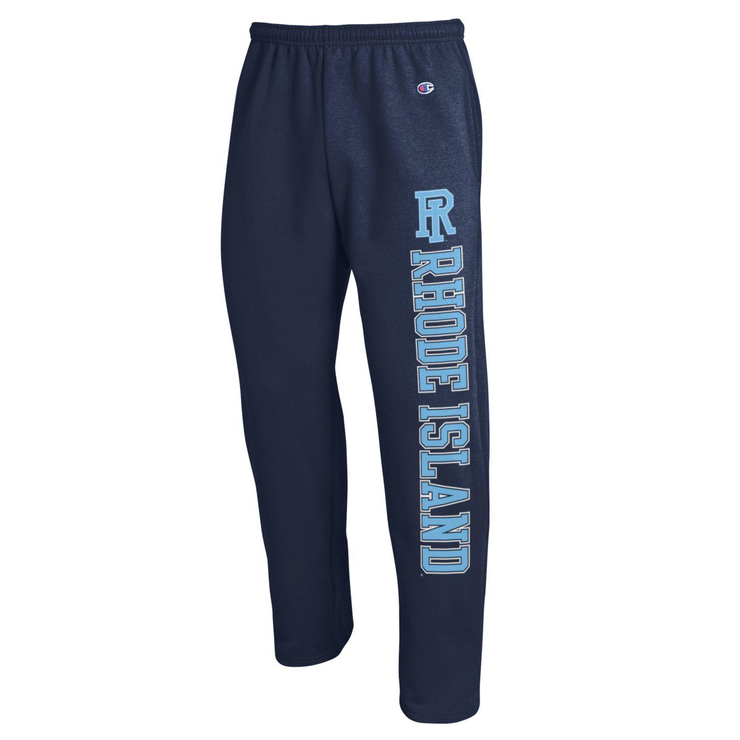 Image For Champion Eco Powerblend Open Bottom Sweatpants