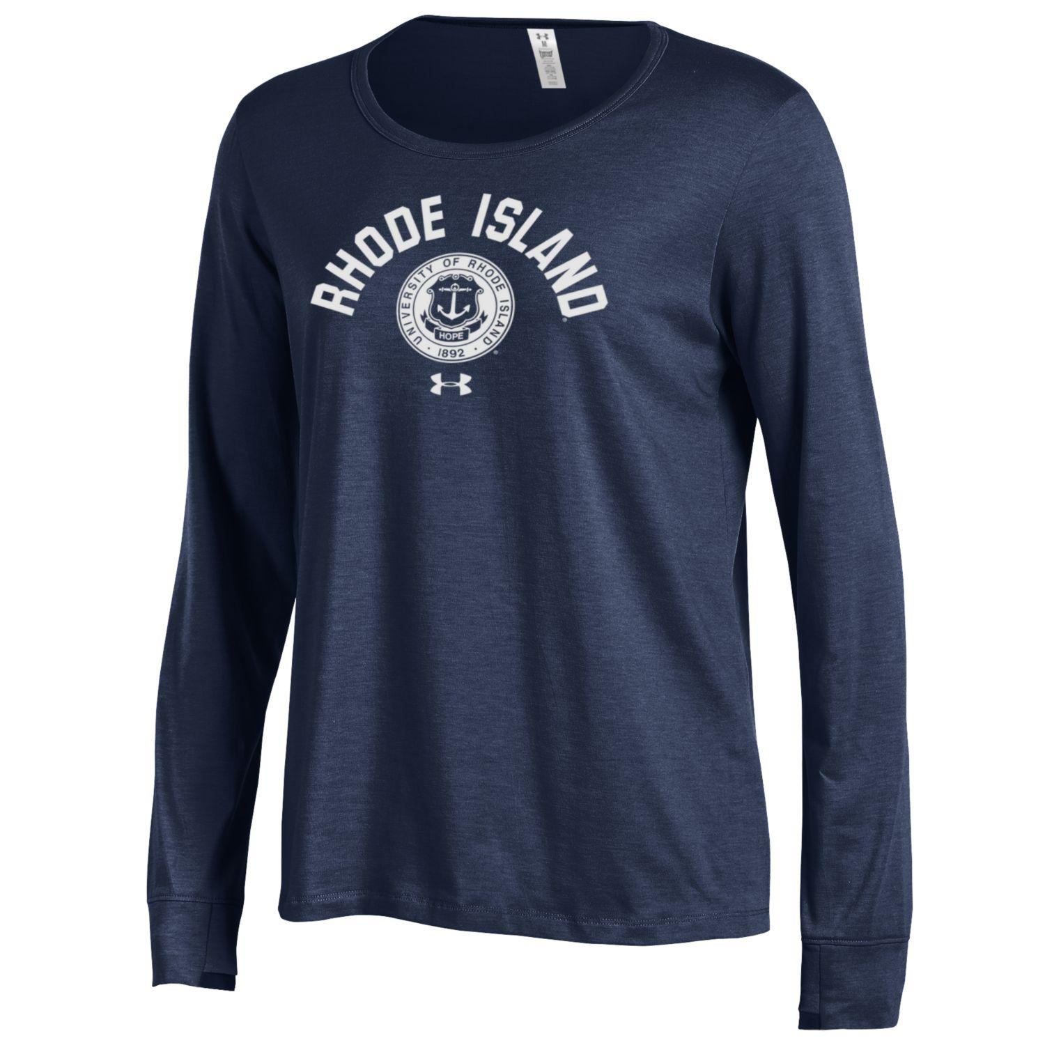 Cover Image For Under Armour Women's L/S Tee