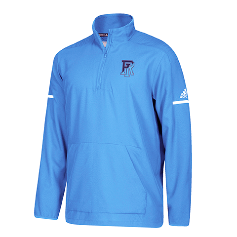 Image For Adidas Team Iconic Woven 1/4 Zip