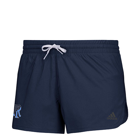 Image For Adidas Women's Woven Slit Short
