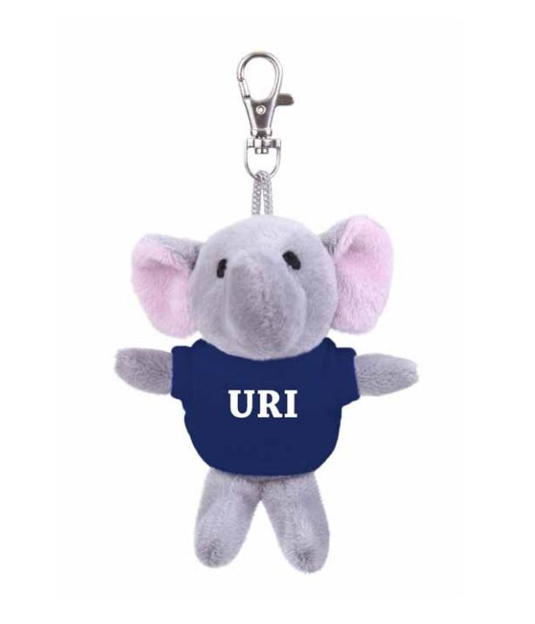 Cover Image For Elephant Keychain