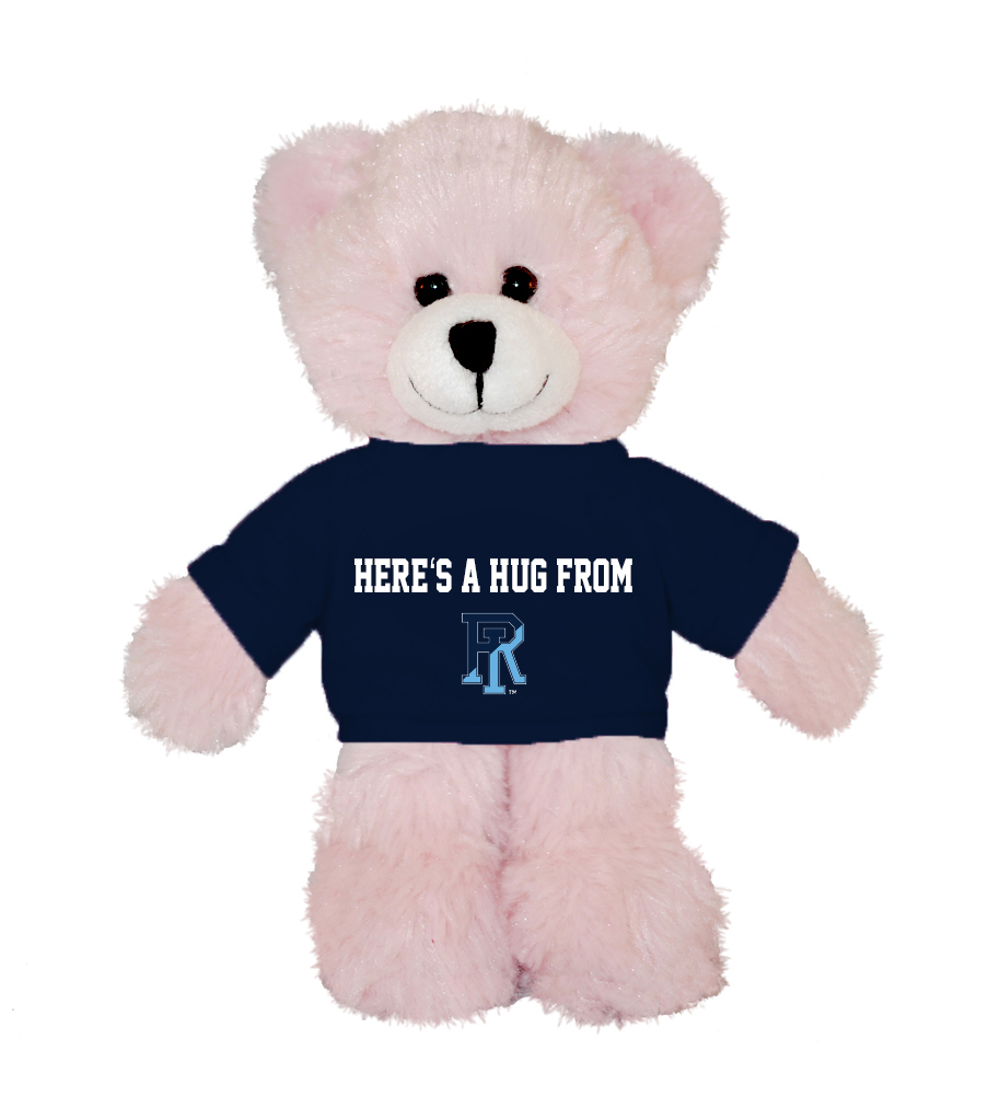 Image For Jardine Pink Sitting Bear