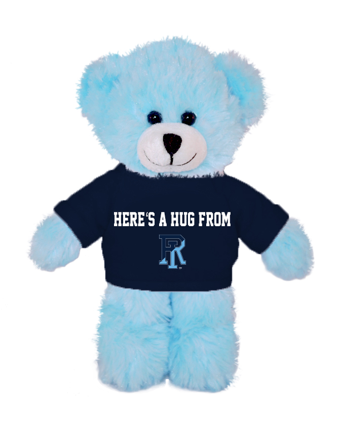 Image For Jardine Blue Sitting Bear