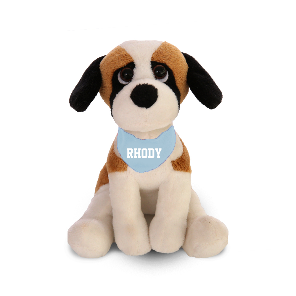 Image For Jardine Beagle Plush Paw Pals