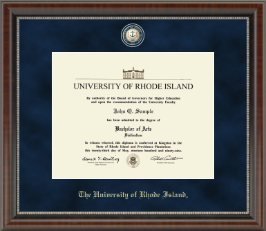Cover Image For Regal Edition Diploma Frame