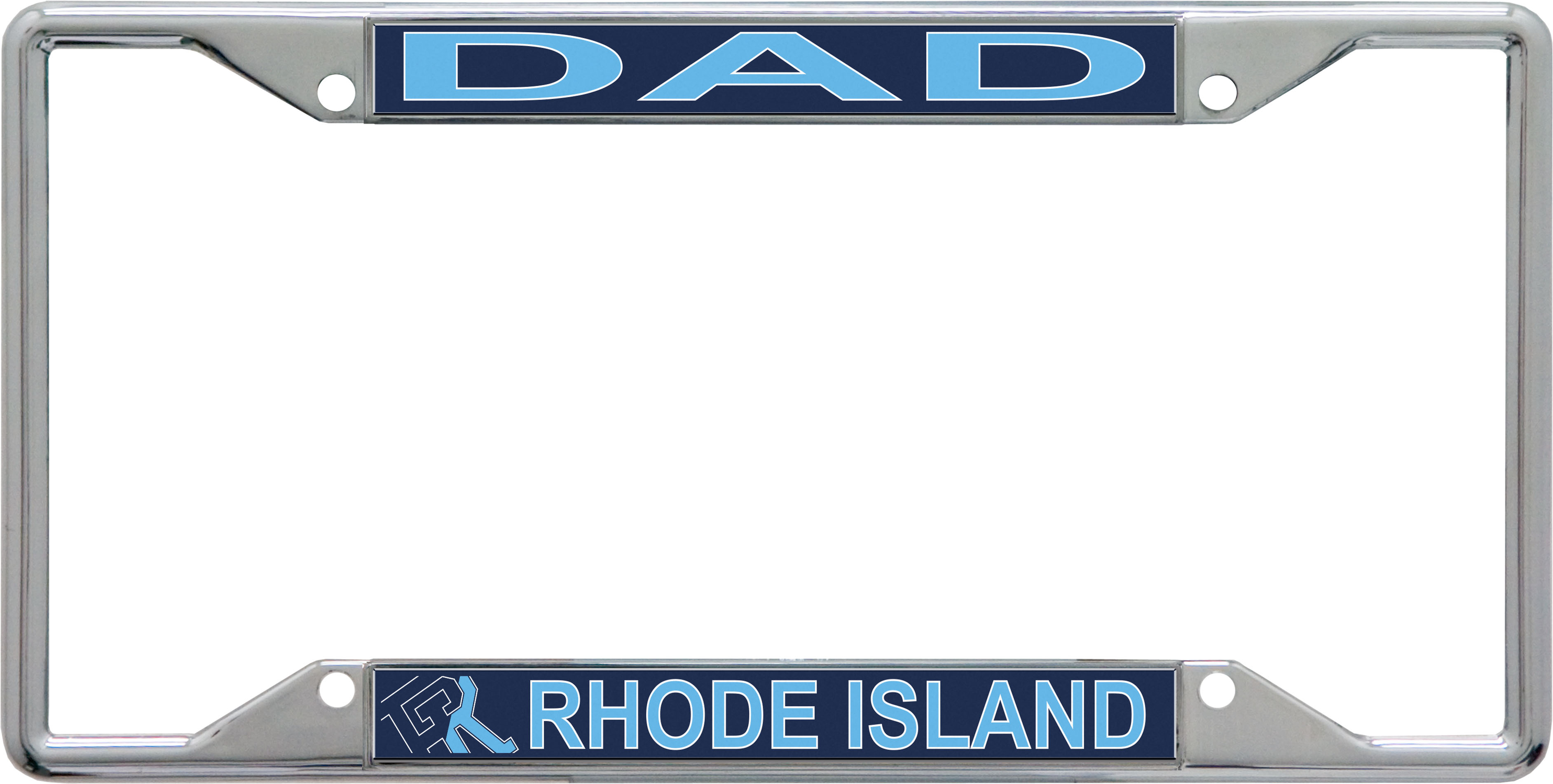 Image For Dad License Plate Frame