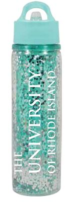Cover Image For Glitter Water Bottle
