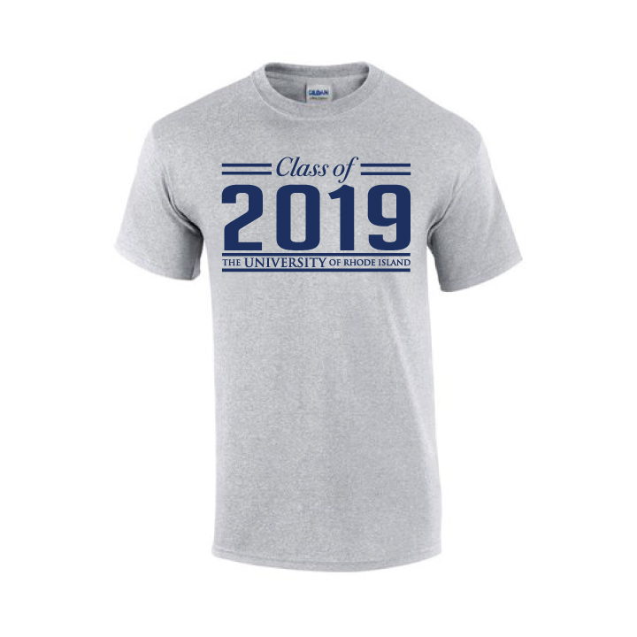 Cover Image For CLASS OF 2019 TEE