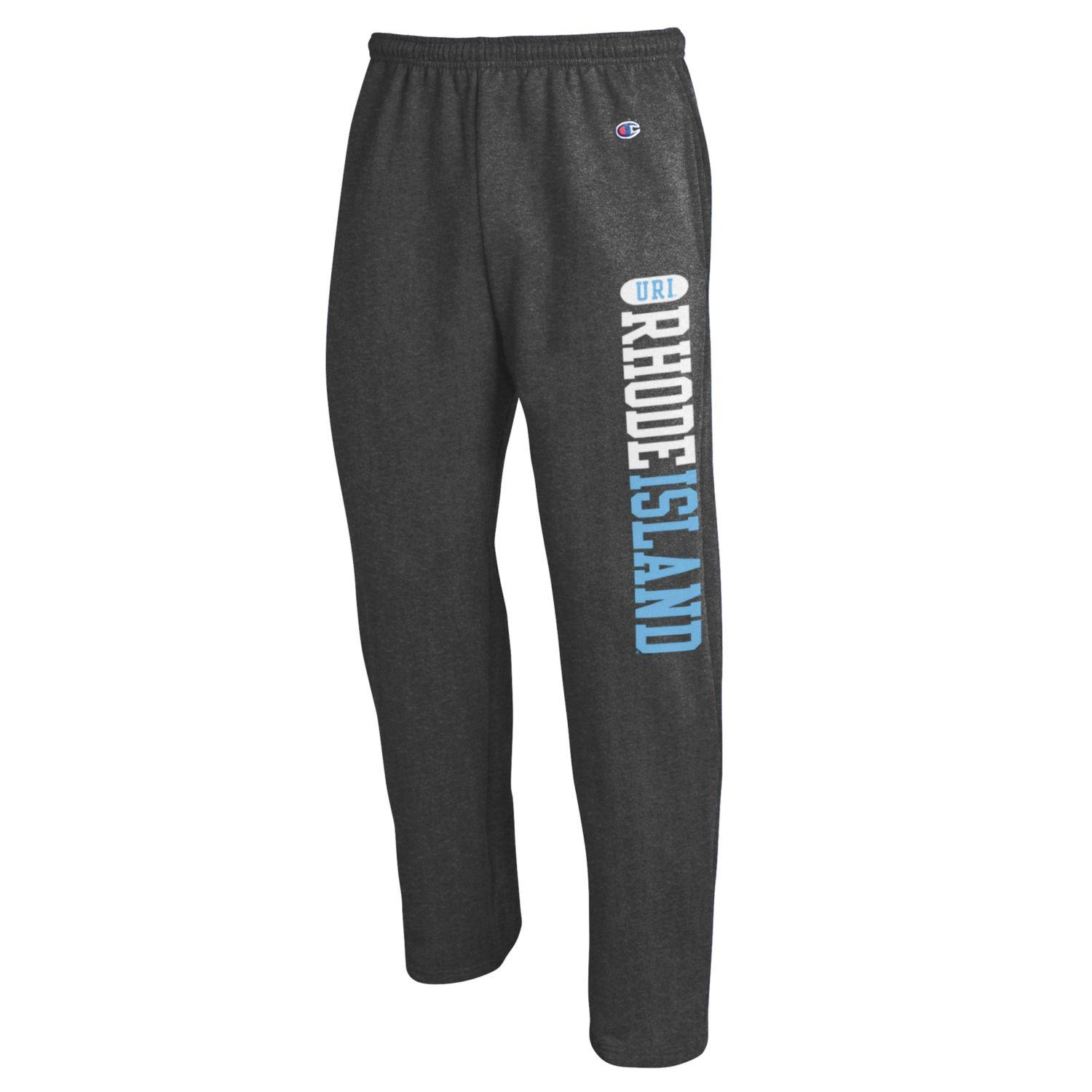 Image For Champion Eco Powerblend Open Bottom Pants