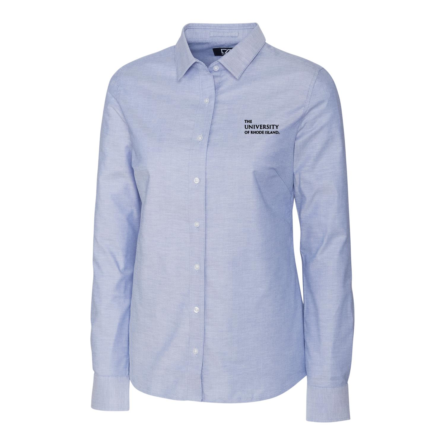 Image For Cutter & Buck Stretch Oxford Shirt