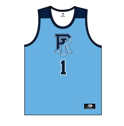 Image For OT Sports Youth #1 Replica Basketball Jersey