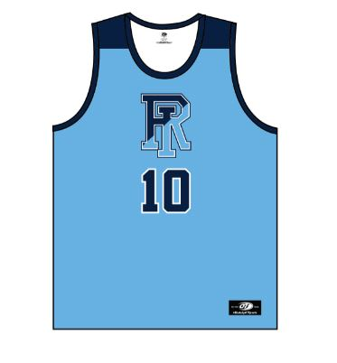 Image For OT Sports Youth #10 Replica Basketball Jersey