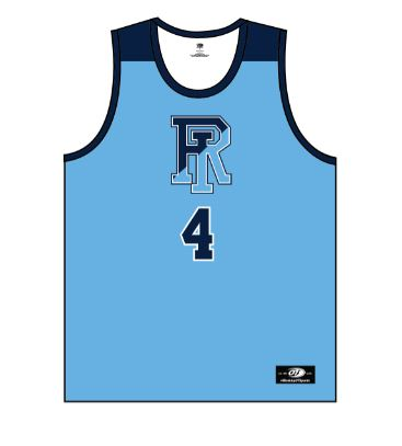 Image For OT Sports Youth #4 Replica Basketball Jersey