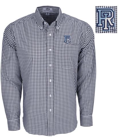Image For Vantage Easy Care Gingham Check Shirt
