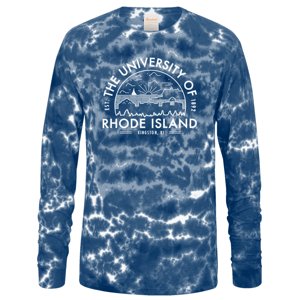Image For UScape Crinkle Dye Long Sleeve