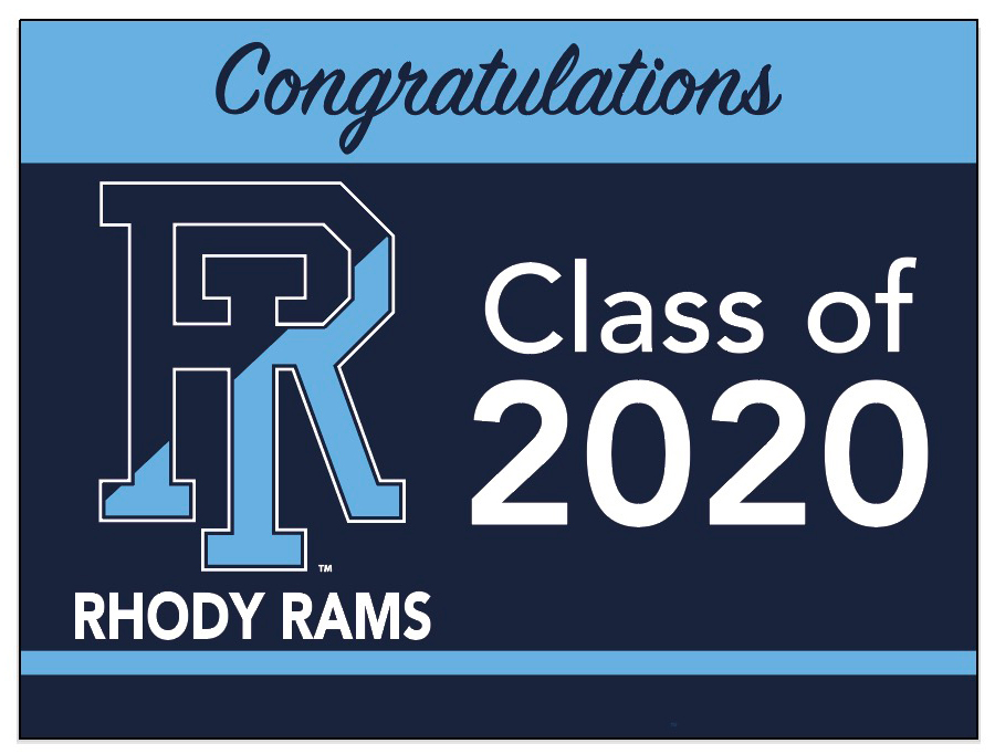 Image For Class of 2020 Spirit Lawn Sign