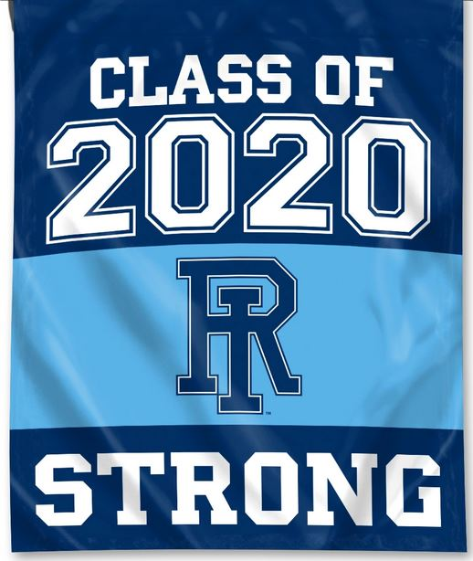 Image For Class of 2020 Garden Flag