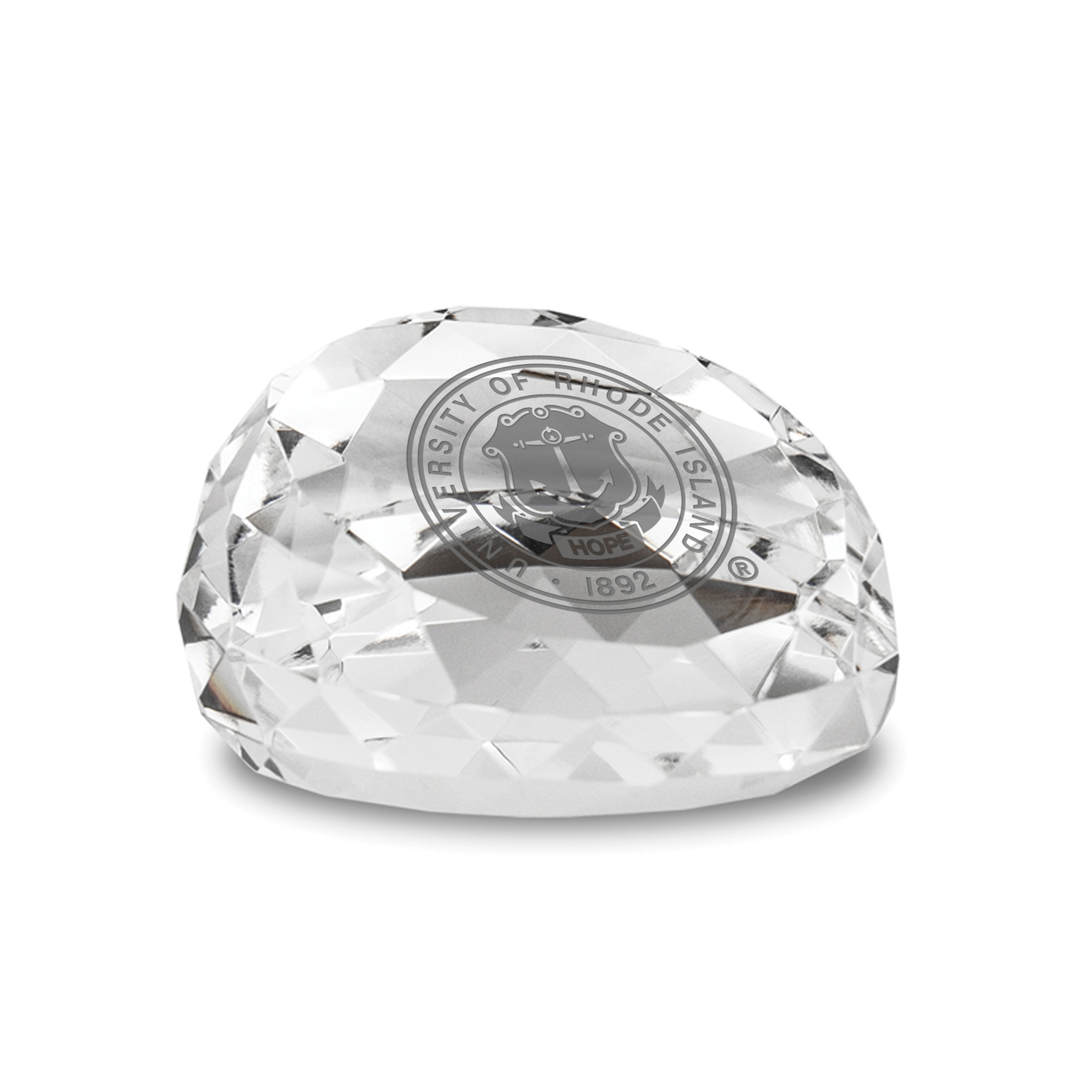 Image For Gem Cut Paperweight